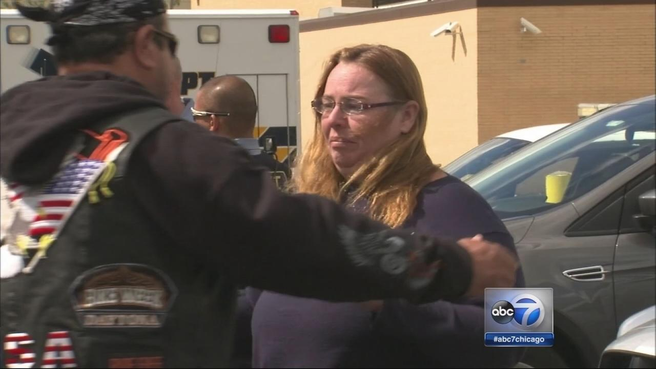 Melodie Gliniewicz withdraws $4K