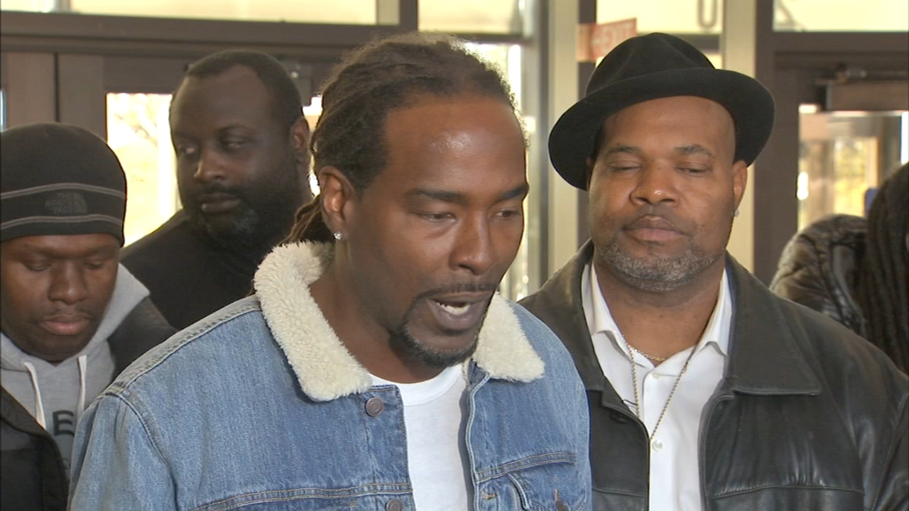 Seven people were exonerated Friday in connection with corrupt former CPD sergeant Ronald Watts.