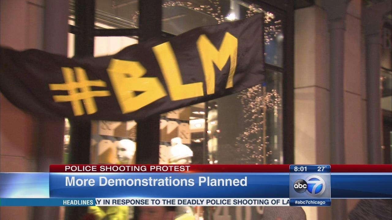 More protests planned