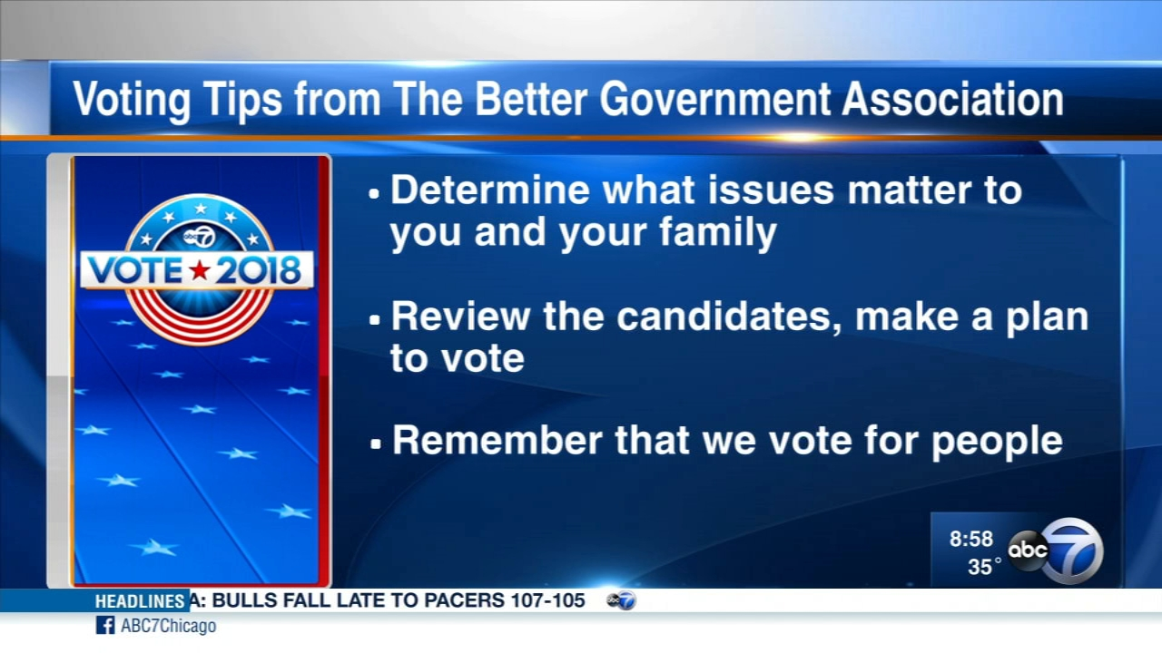 The Better Government Association examines the 2018 midterm elections.