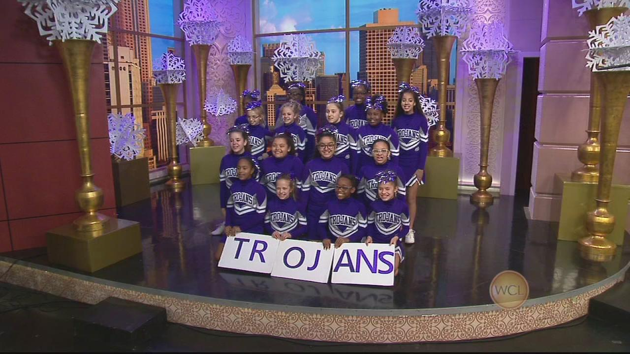 Bolingbrook pee wee cheer qualifies for nationals