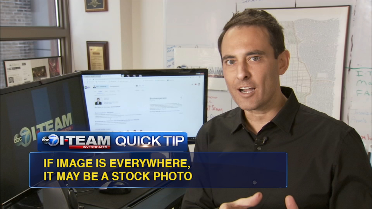 Quick Tip: Using Google reverse image search to spot a suspicious company