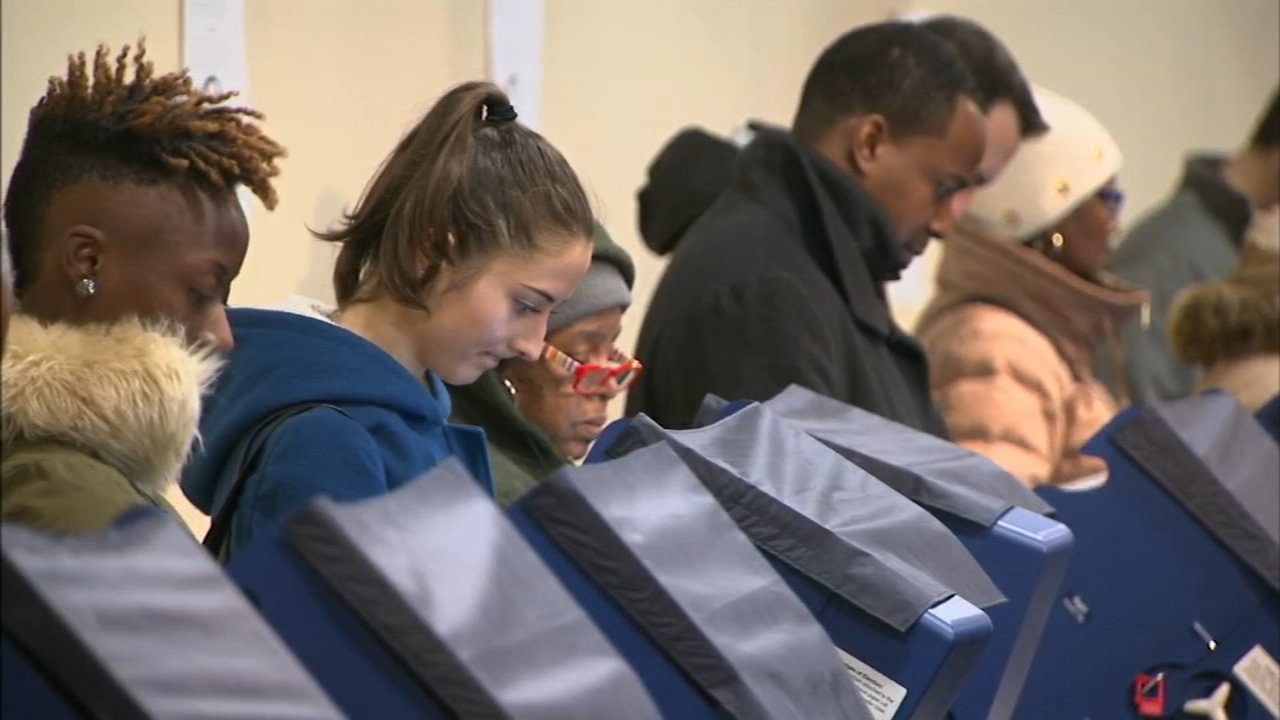 On the last day of early voting in Cook County and Chicago, officials said early voters are showing up in record numbers.