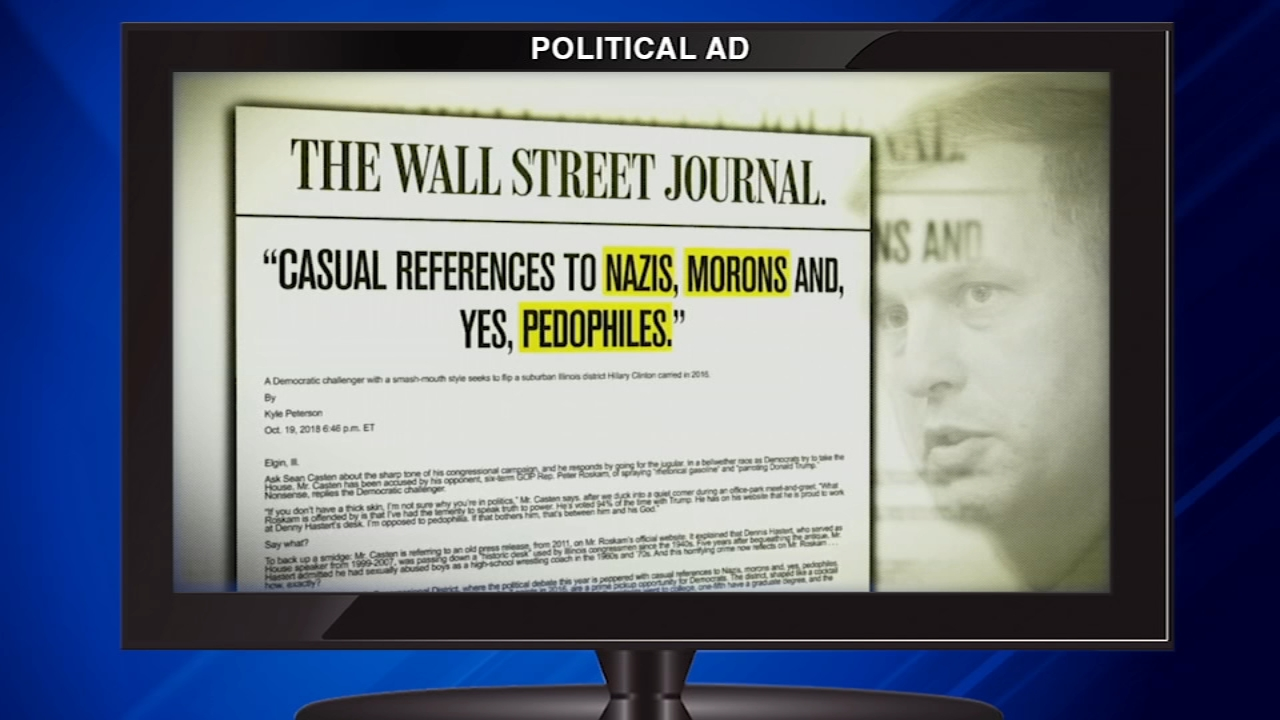 Experts say the 2018 election season has seen some of the most negative campaign ads.