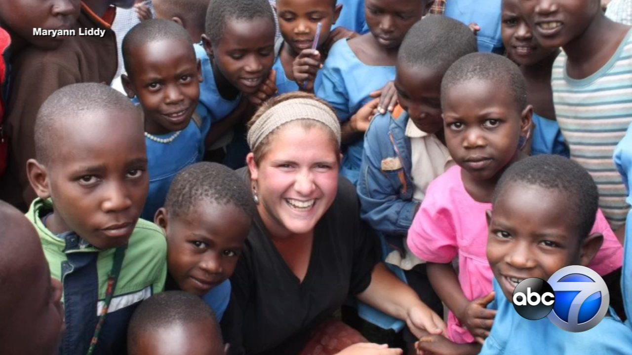 Meghan Liddy wanted to make the world better, said her mother after the 25-year-old died in Ghana last week.