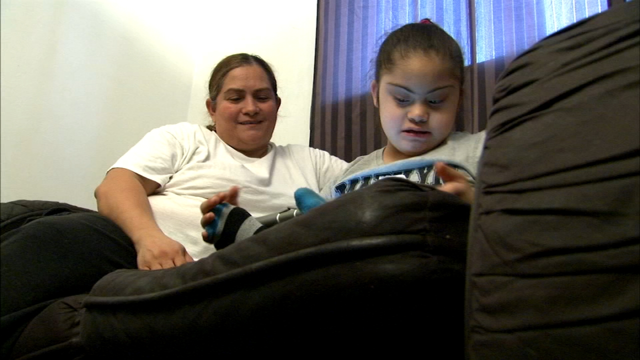 A 7-year-old Chicago student with Down syndrome walked out of school and wandered into a strangers backyard.