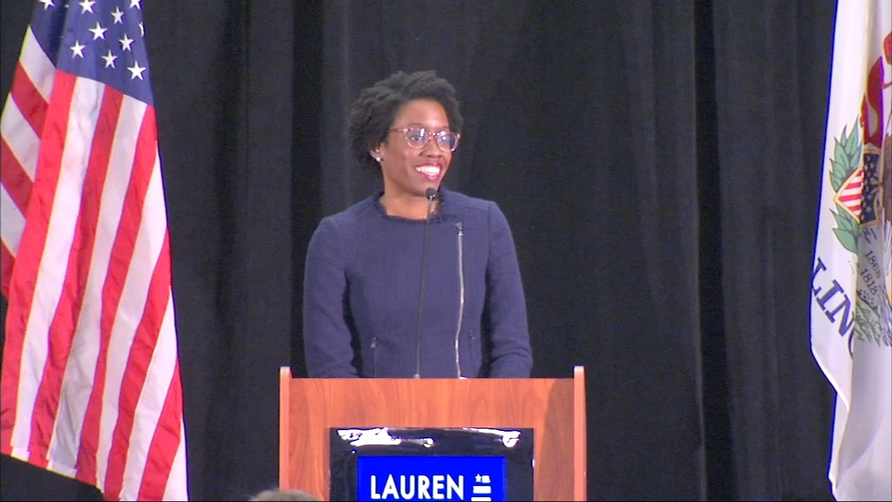 Republican incumbent Randy Hultgren has conceded to Democratic challenger Lauren Underwood in the congressional race in Illinois 14th District.