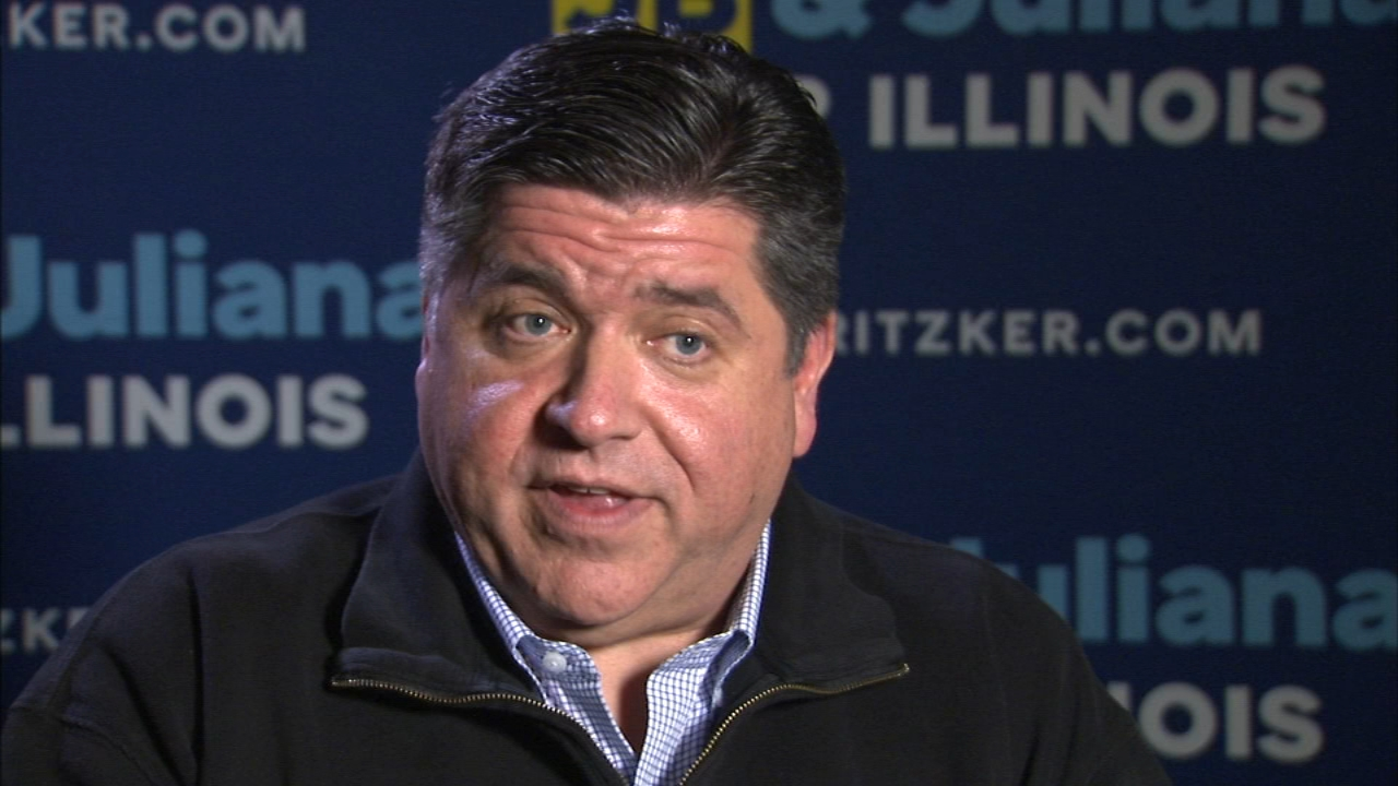 JB Pritzker defeated incumbent Gov. Bruce Rauner with more than 50 percent of the vote.