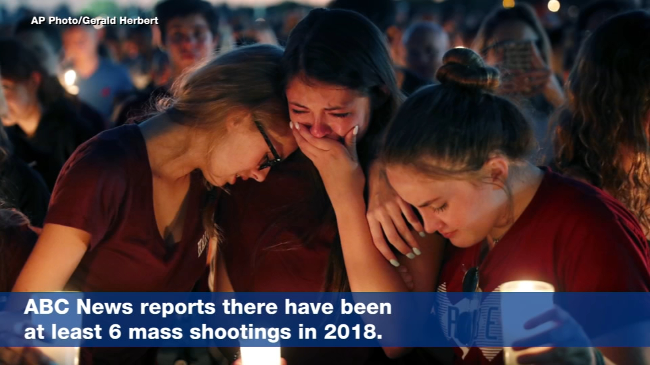Twelve people were killed when a gunman opened fire inside a nightclub in Thousand Oaks, California, near Los Angeles.