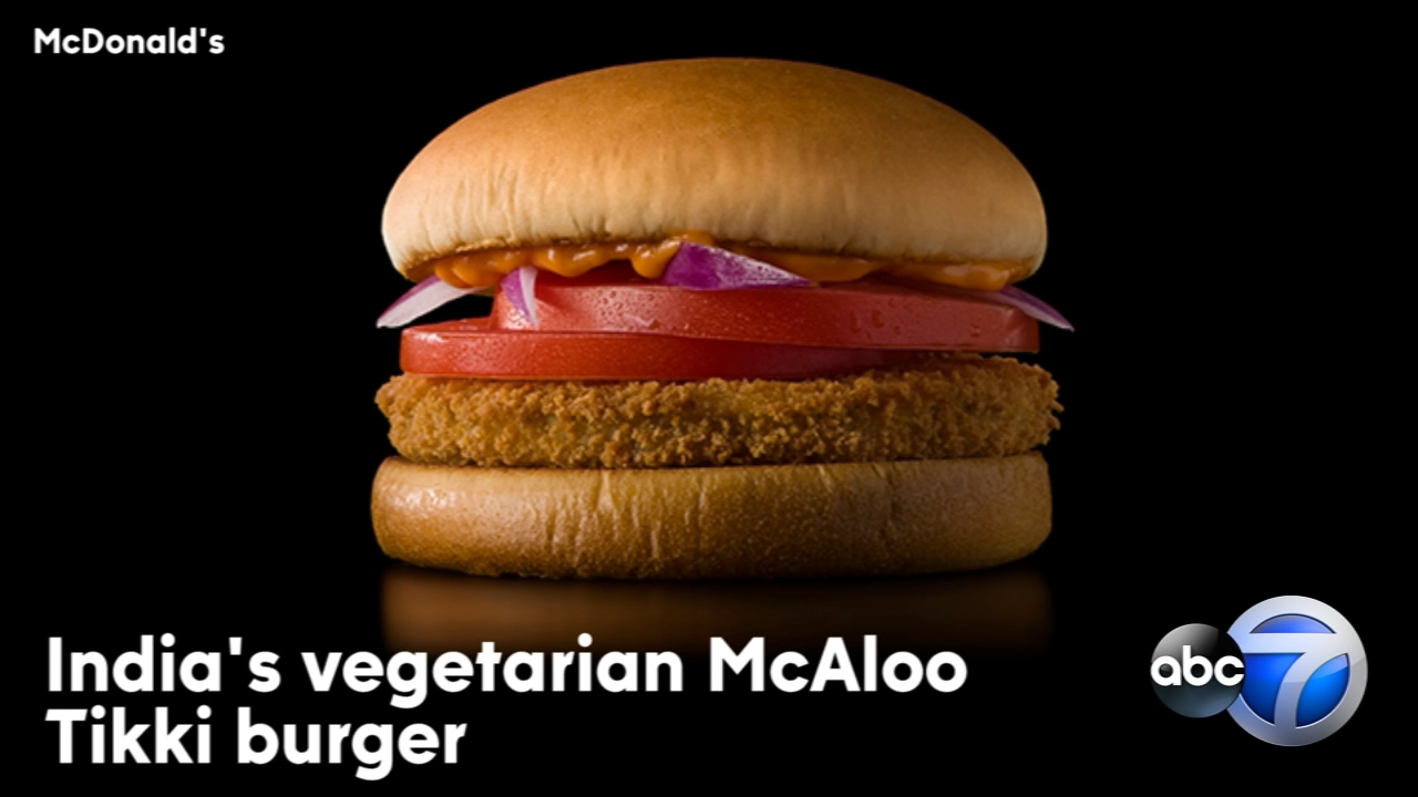 See the new global menu options at Chicagos West Loop McDonalds from Canada, India, Australia, Germany, France and Asia.