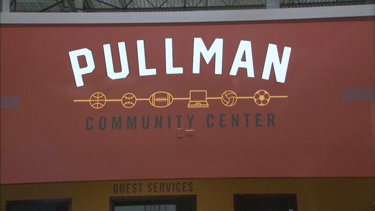 The city of Chicago cut the ribbon on a massive new sports complex in the Pullman neighborhood Thursday.
