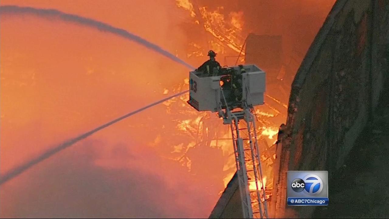 Arlington Heights fire