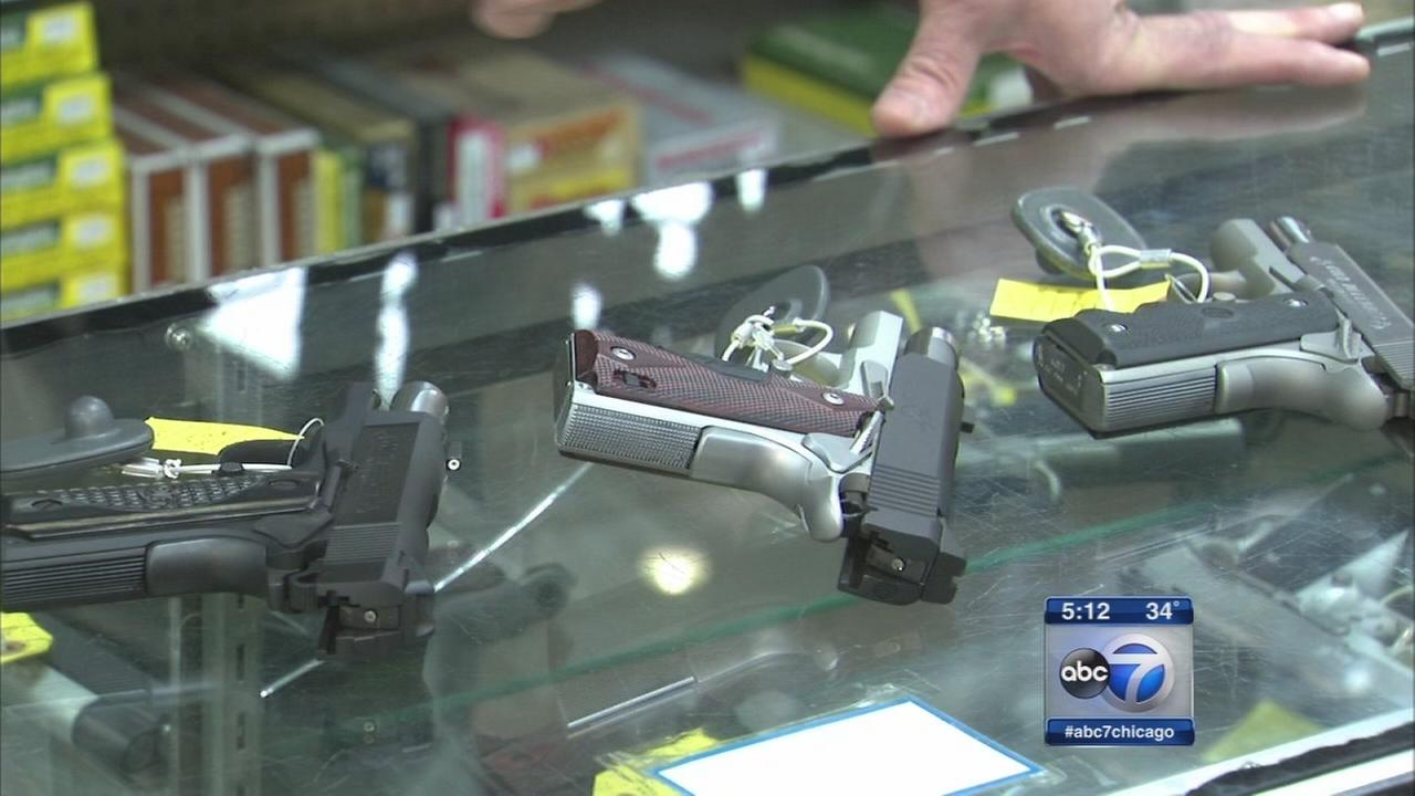 Schaumburg to vote on handgun sales