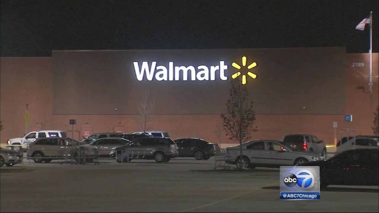 Search continues for Walmart shooting suspect