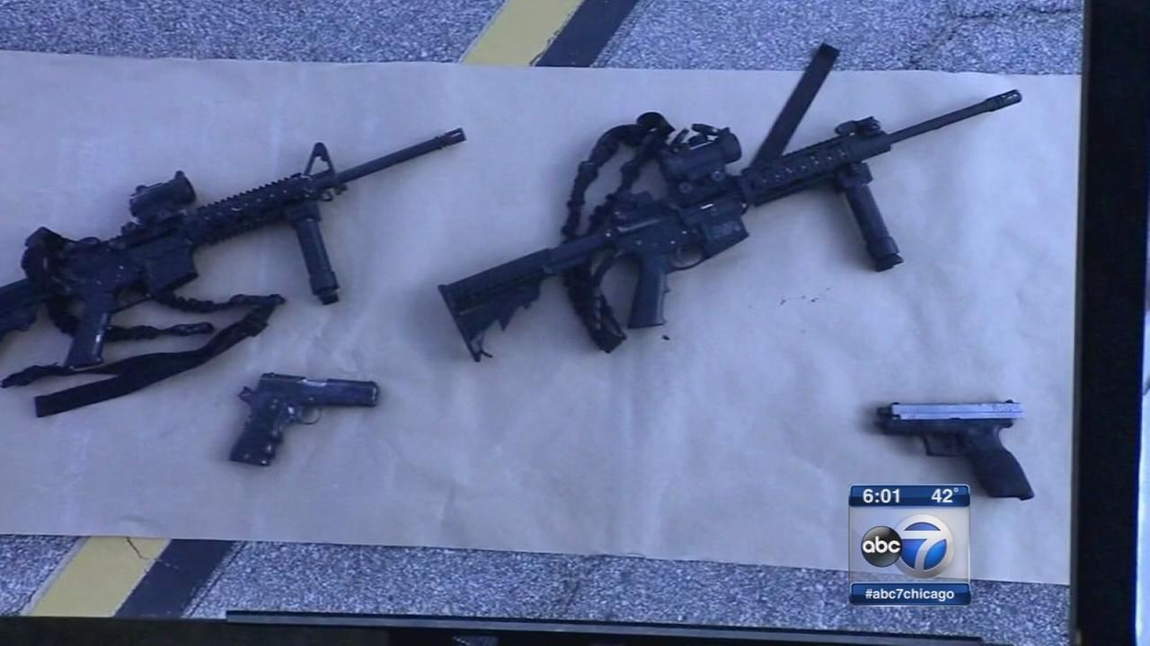 FBI investigates shooting as terrorism