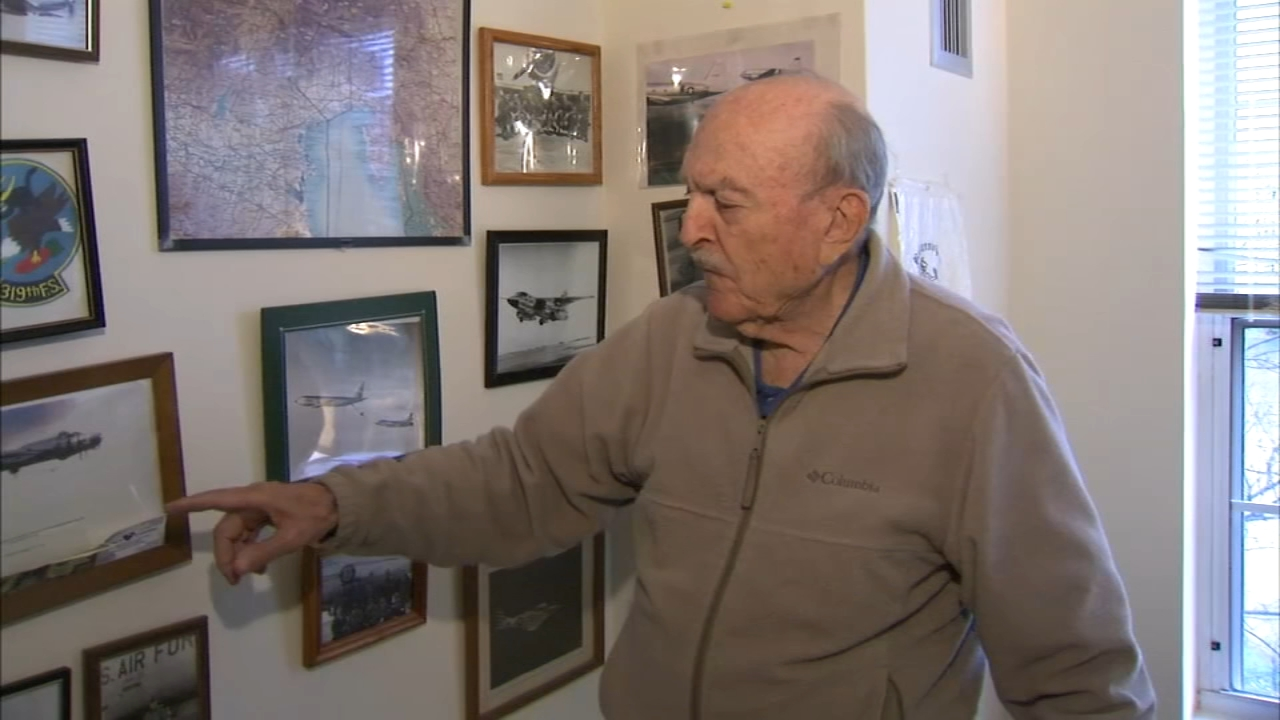 Arlington Heights man, 95, fought in 3 wars