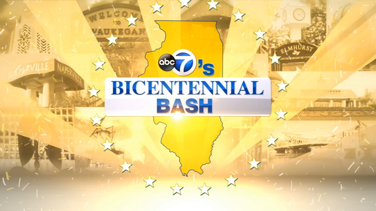 ABC 7 is putting a spotlight on historic communities around Illinois as we get closer to the states 200th birthday.
