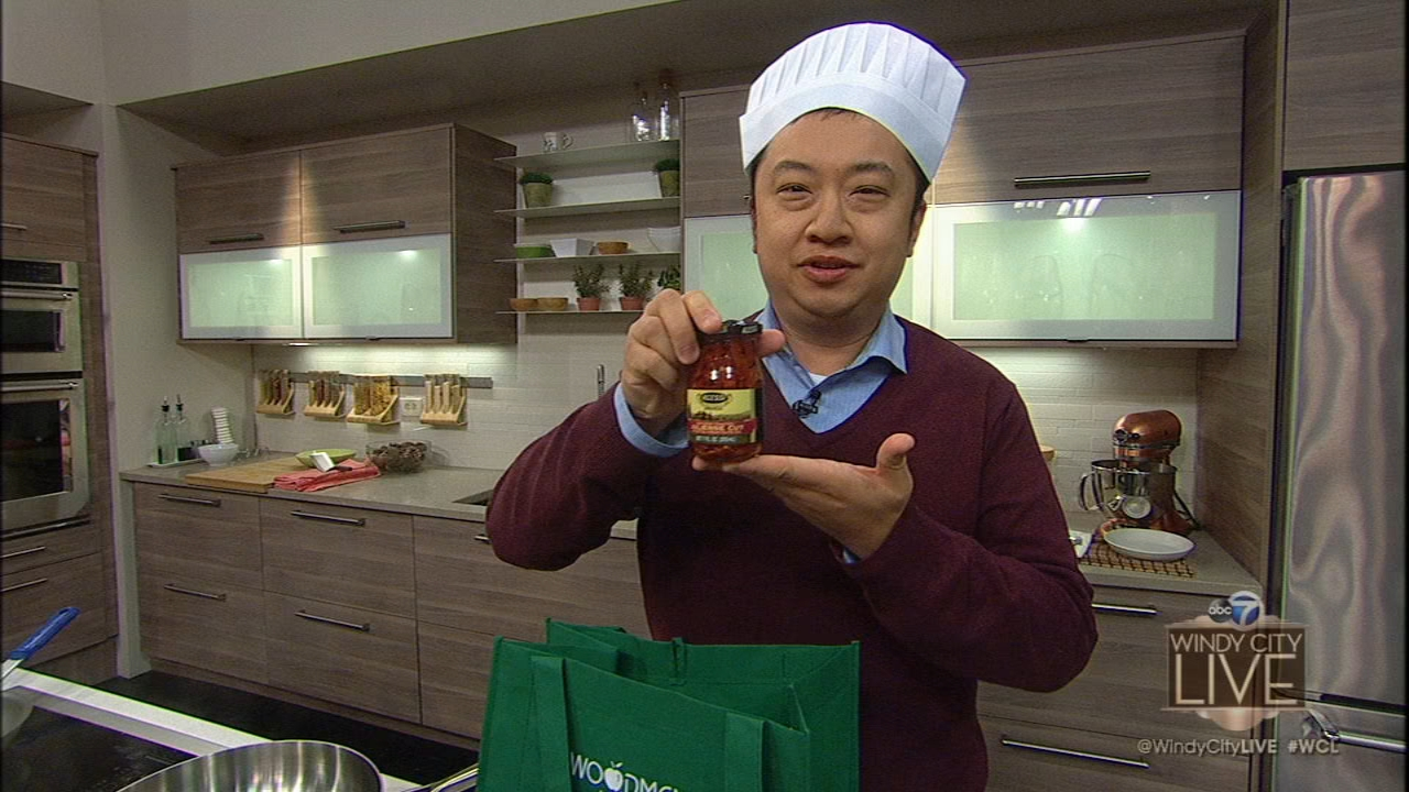 Windy City Live got In the Kitchen with Kevin Pang, editor-in-chief of The Takeout. Part 1