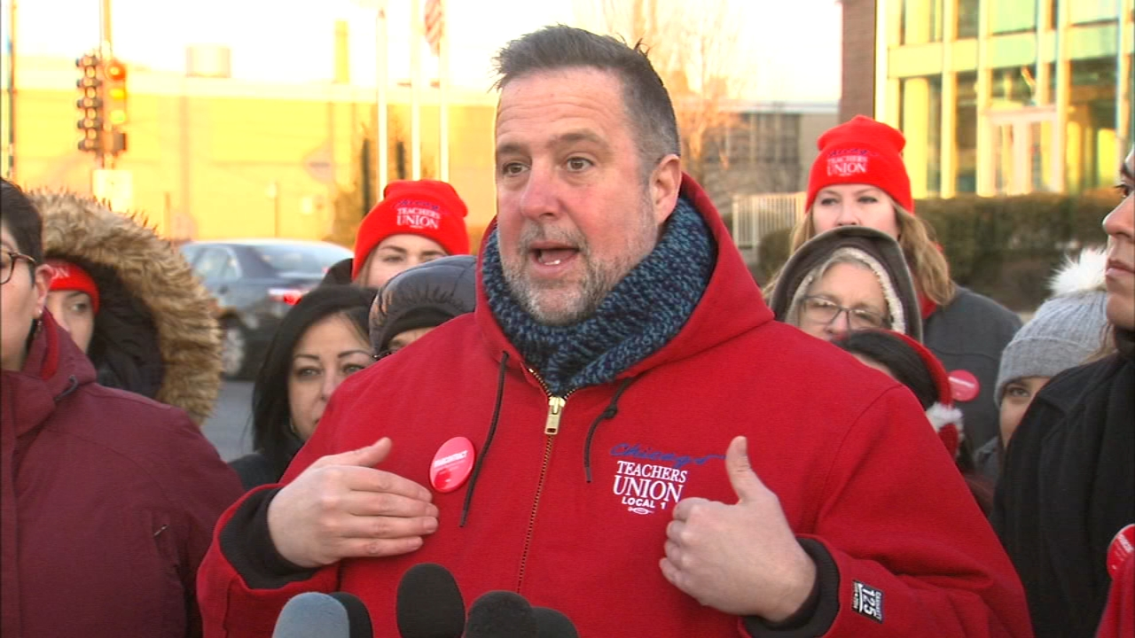 Chicagos Acero charter school teachers announced Wednesday morning they will strike on December 4.