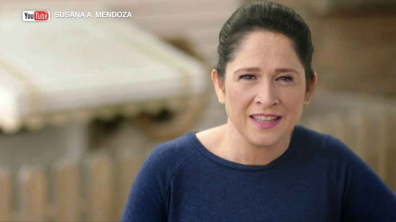 It's no real surprise Susana Mendoza is running for the city's top job.