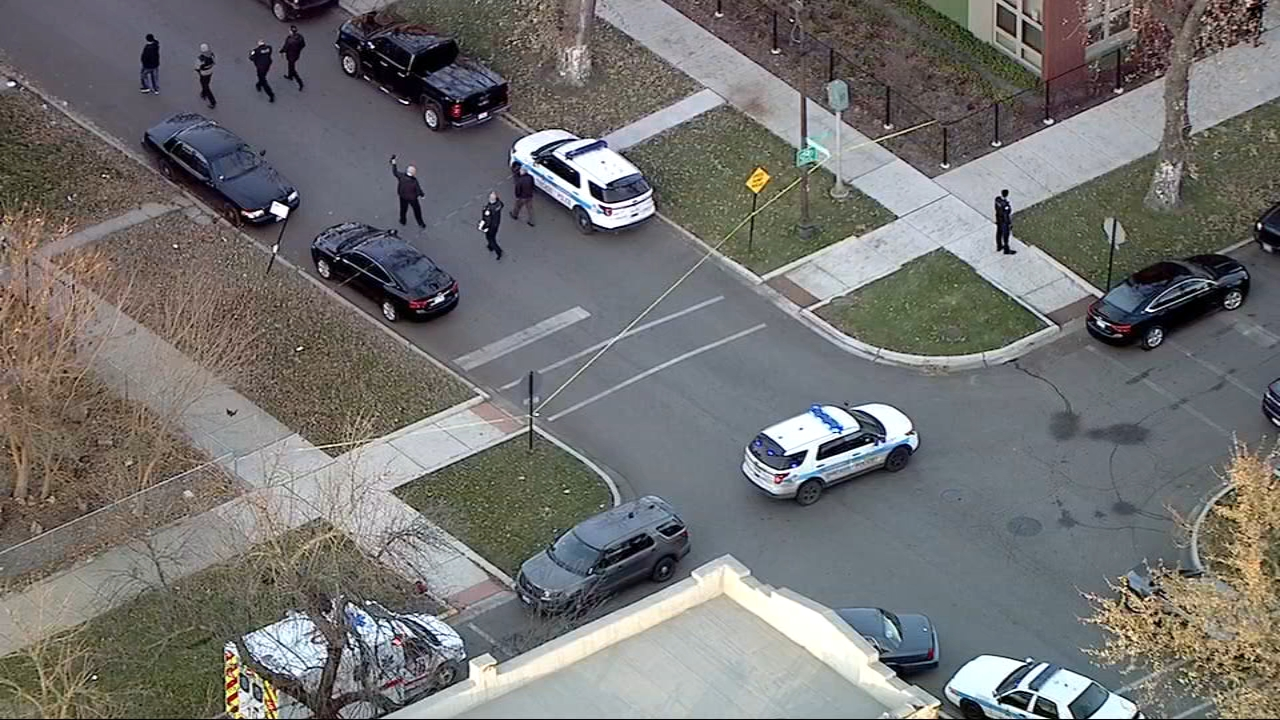 A man was shot and wounded by Chicago police on the citys West Side Wednesday afternoon.