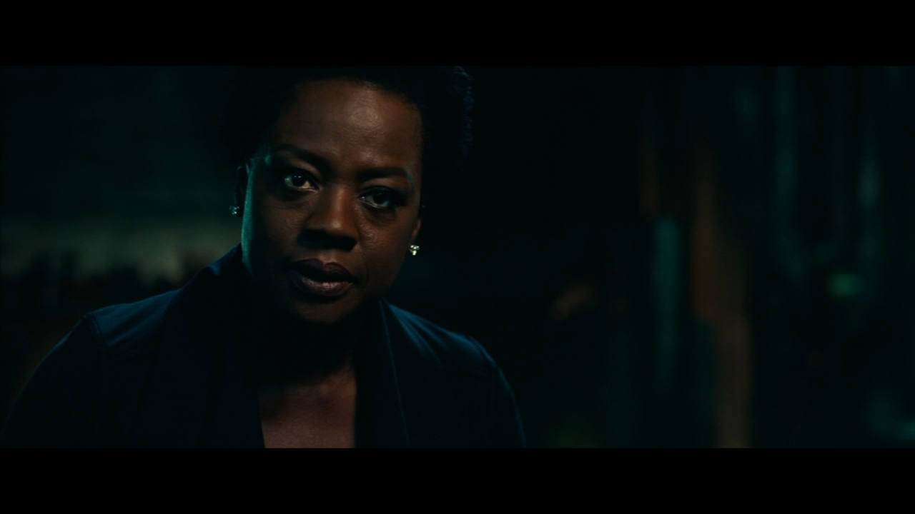 Viola Davis stars in Widows, which was shot in Chicago.