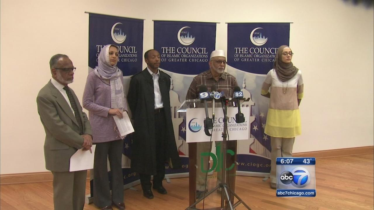 Chicago Muslims react to Donald Trump