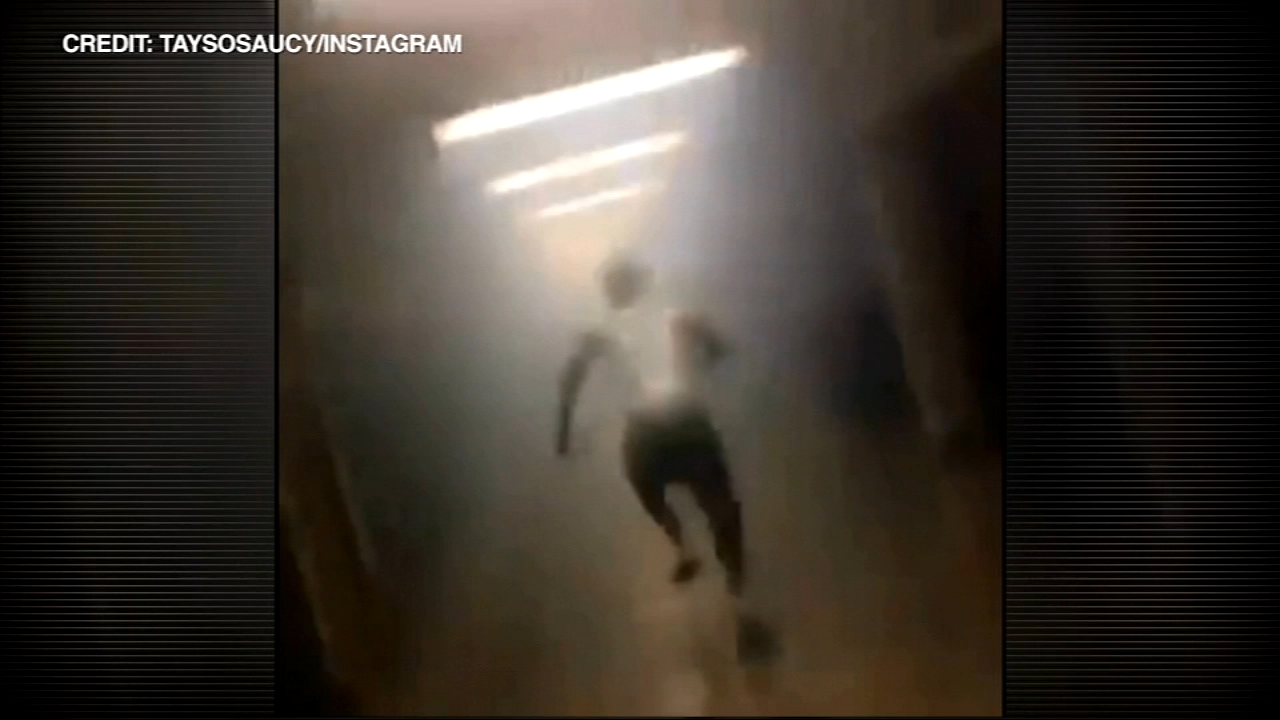 An explosion earlier this week at Morgan Park High School sent at least one student to the hospital.