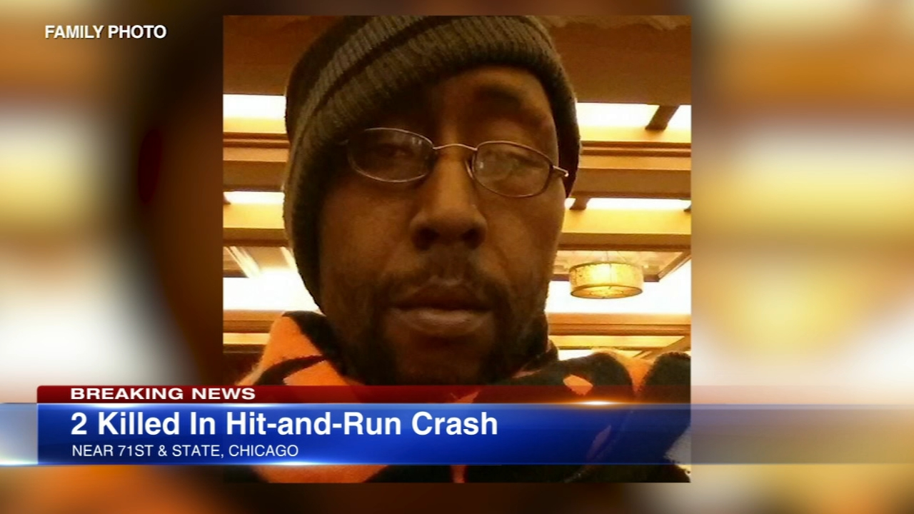 Chicago police are investigating after two men were killed in a hit-and-run crash in the Park Manor neighborhood Thursday morning.