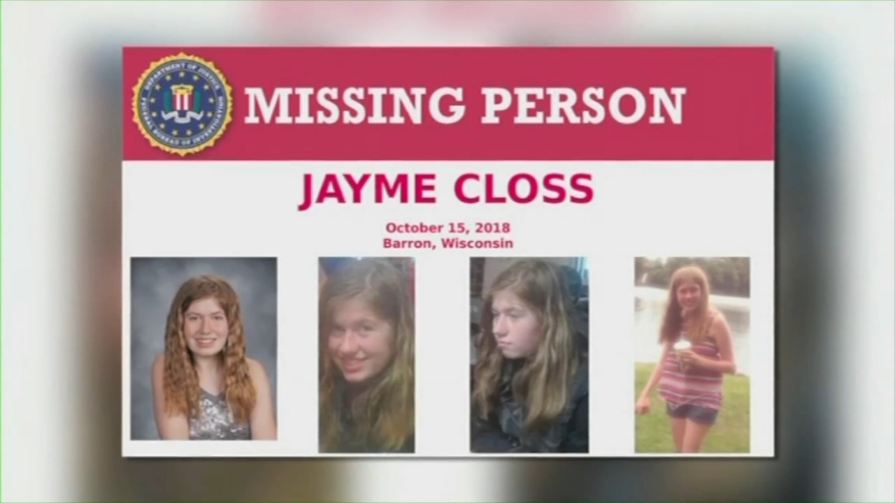 One month after the disappearance of Jayme Closs, the FBI is examining additional surveillance video from an expanded area around the home where her parents were found dead.