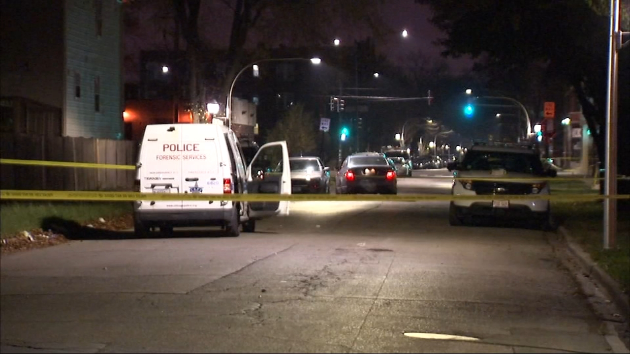 A man in his 50s was found stabbed to death in the Lawndale neighborhood Thursday morning, Chicago police said.