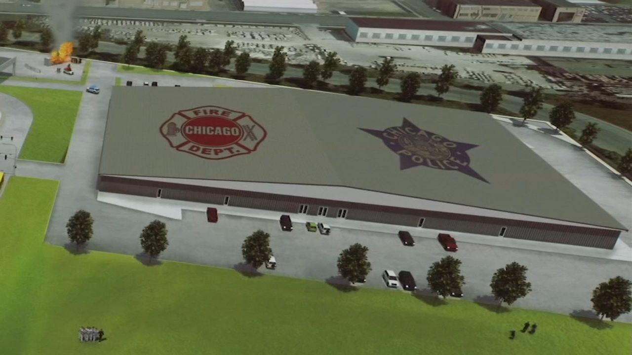 Mayor Rahm Emanuel announced Friday that the city is moving toward the final stages of a deal to design a $95 million training facility for police officers and firefighters.