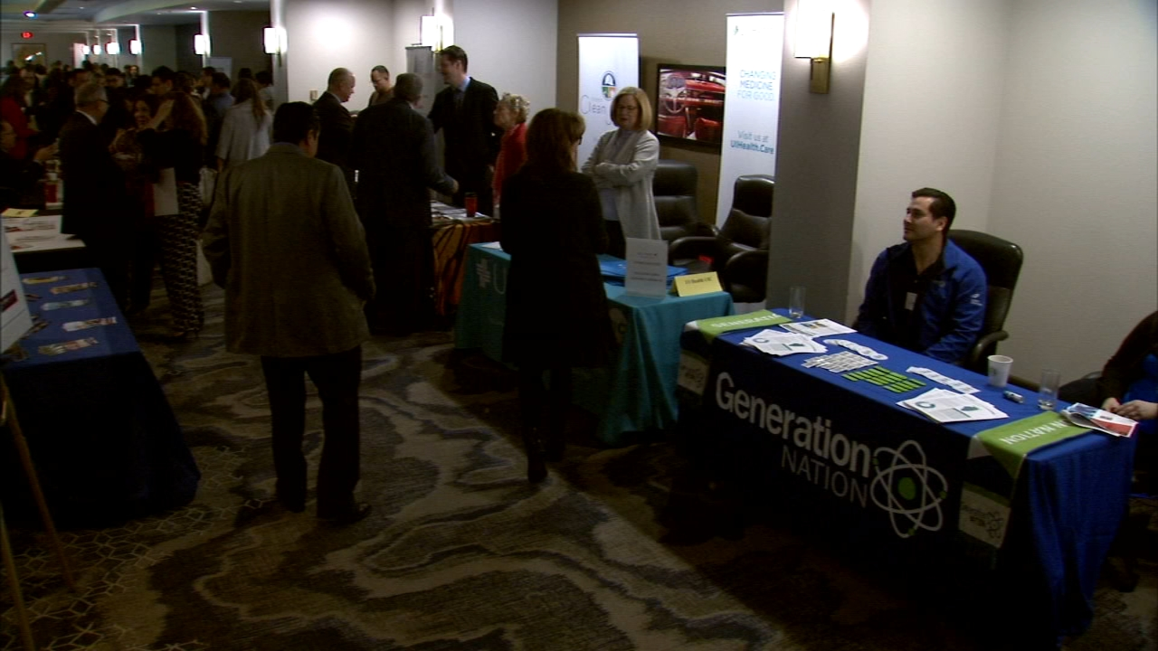 The Illinois Legislative Latino Caucus held its annual conference Friday.