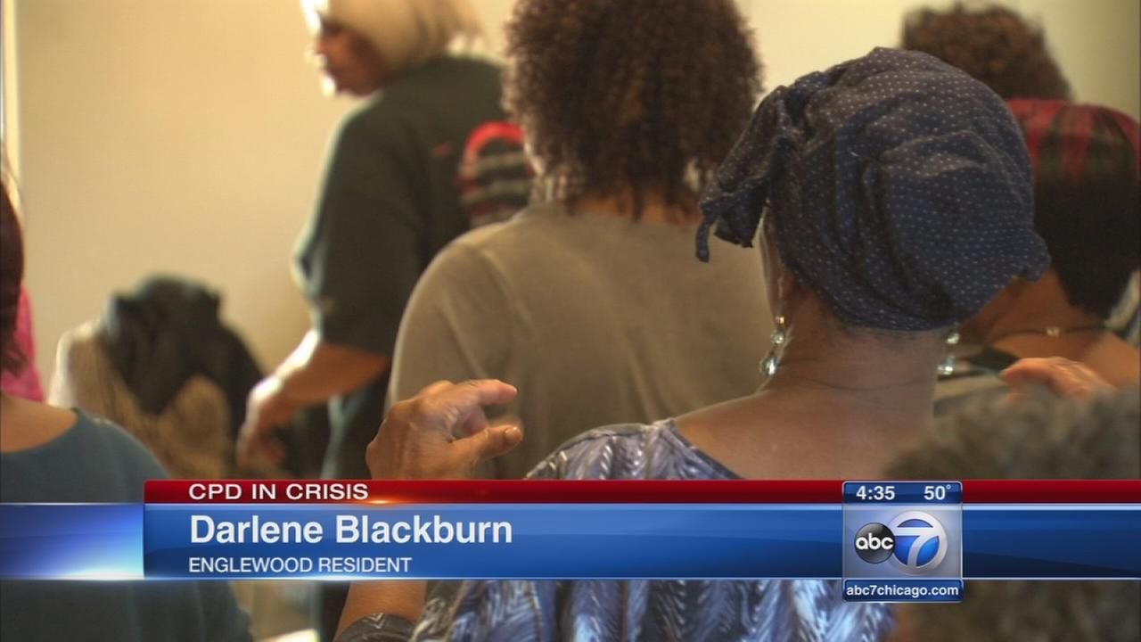 Englewood residents hope for change