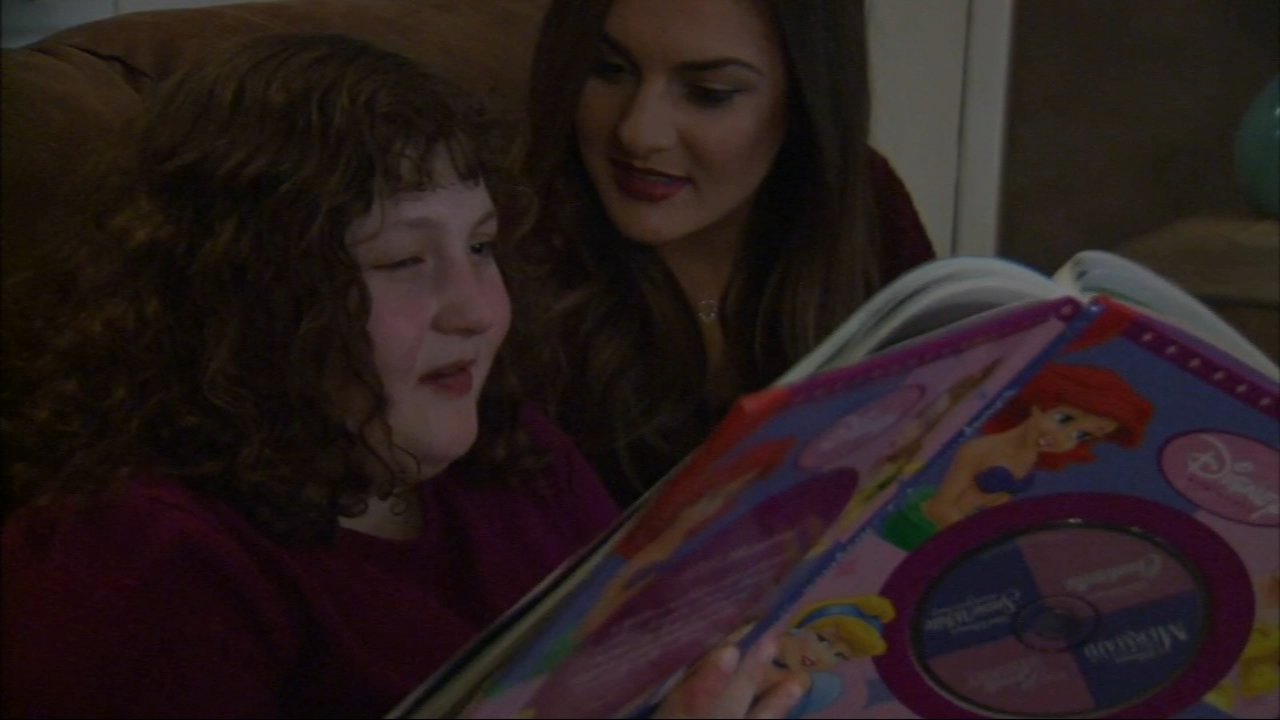 Kadina Pishotta, who has severe autism and blindness, has come a long way since she has attended Alexander Leigh Center for Autism, her family says.