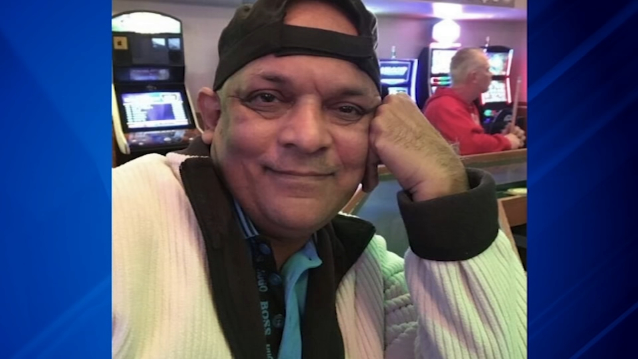 Paresh Jhobalia, 62, was last seen in Downers Grove on Nov. 10.