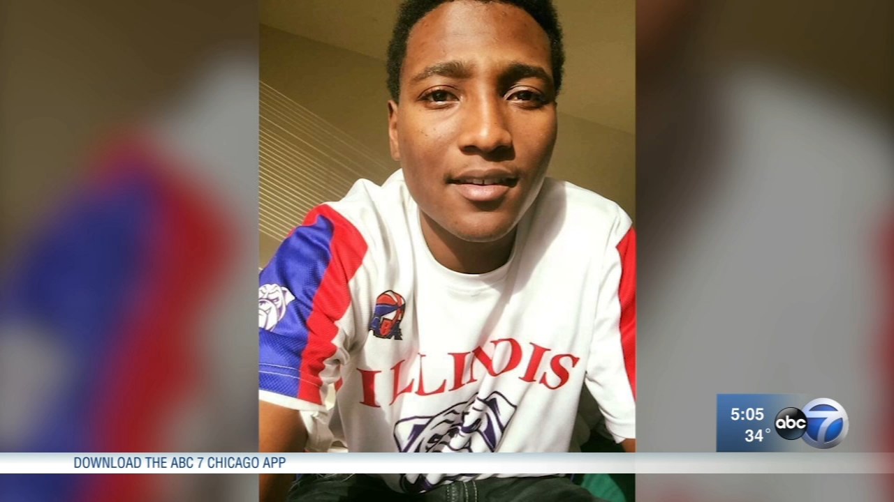 Quantis Smith, 22, was fatally shot in Chicagos West Town neigborhood.