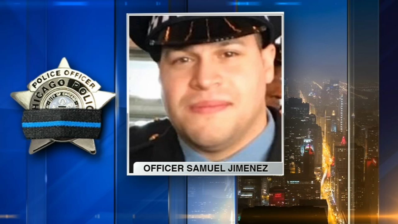 Chicago is mourning a police officer killed at Mercy Hospital Monday afternoon.