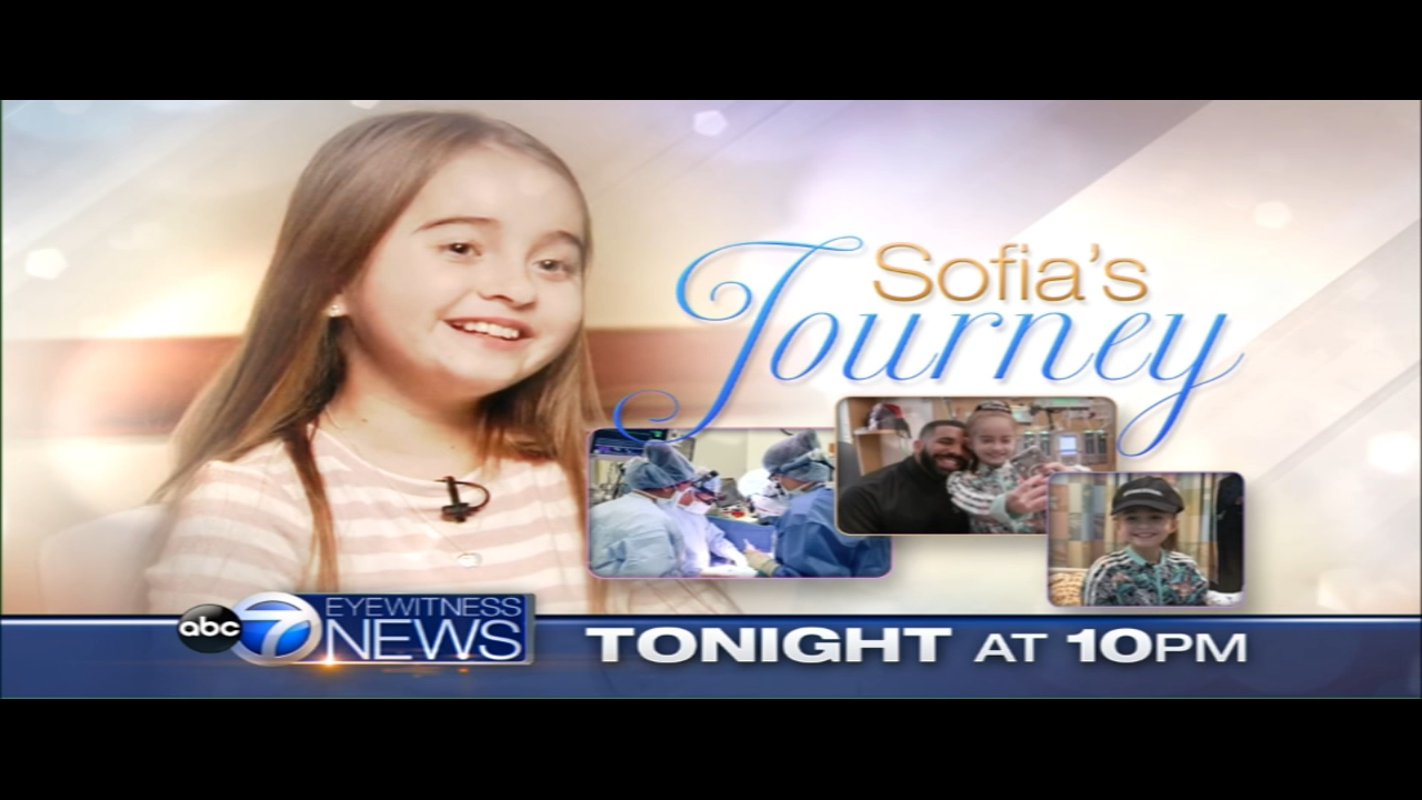 Sofia Sanchez is celebrating life after once being the sickest girl in Illinois. ABC7s Judy Hsu shares Sofias remarkable journey Tuesday at 10 p.m.