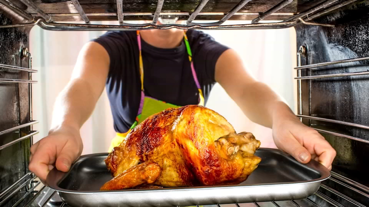 According to research from the Calorie Control Council, a typical holiday dinner can add up to 3,000 calories.