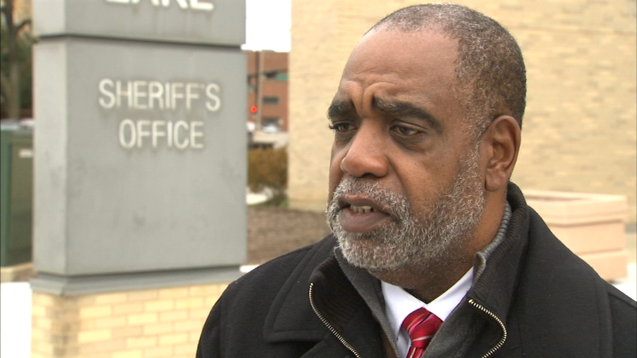 John Idleburg will replace Lake County Sheriff Mark Curran, edging him out by just 137 votes.