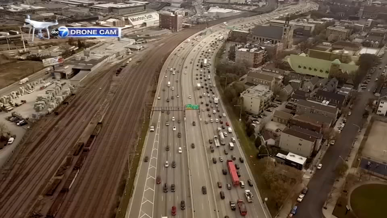 Thousands of drivers took to the roads for Thanksgiving.
