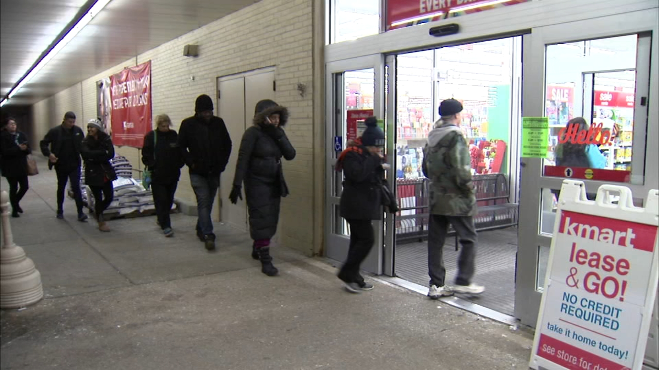 Some Chicago area shoppers got an early start on Black Friday.