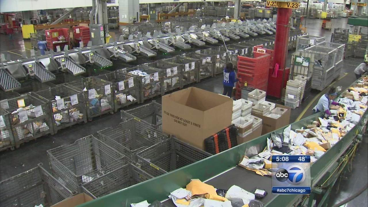 USPS has busiest day of holiday season