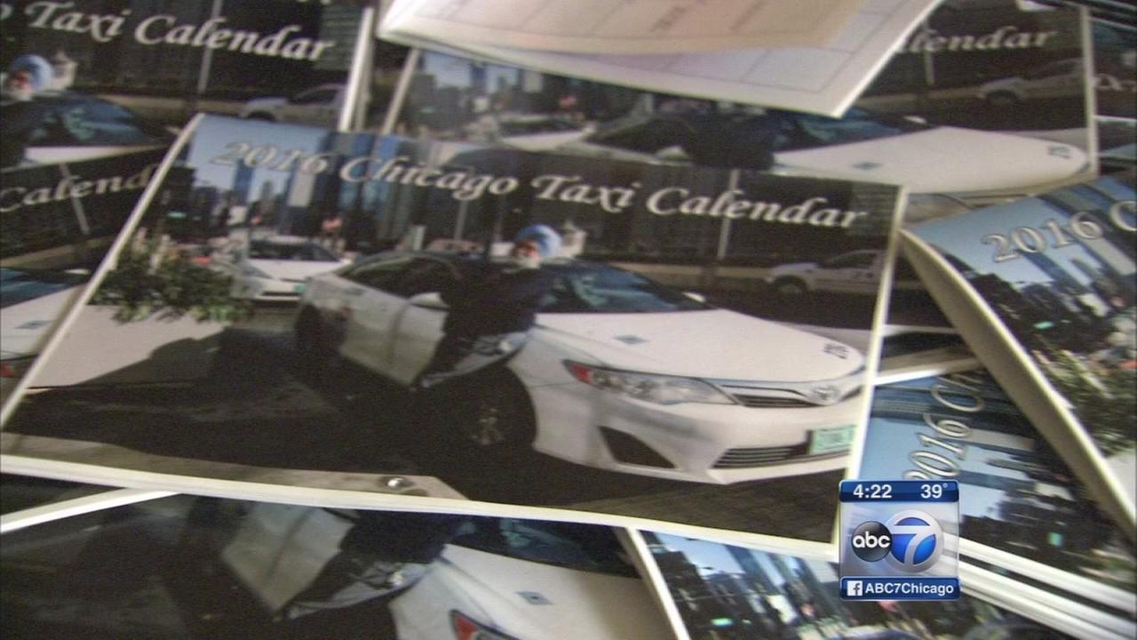 Chicago cabbies calendar