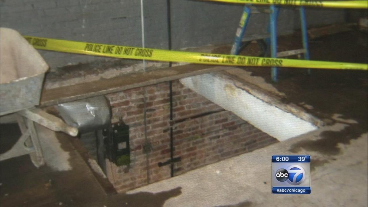 City deems warehouse where firefighter died unsafe