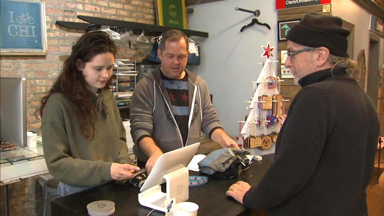 Small Business Saturday kicked off the holiday season for some local businesses.