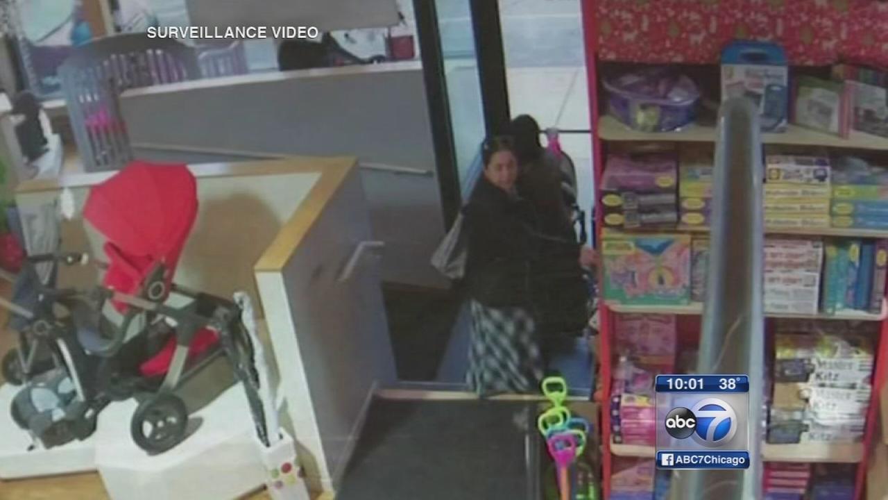 Rash of business burglaries reported