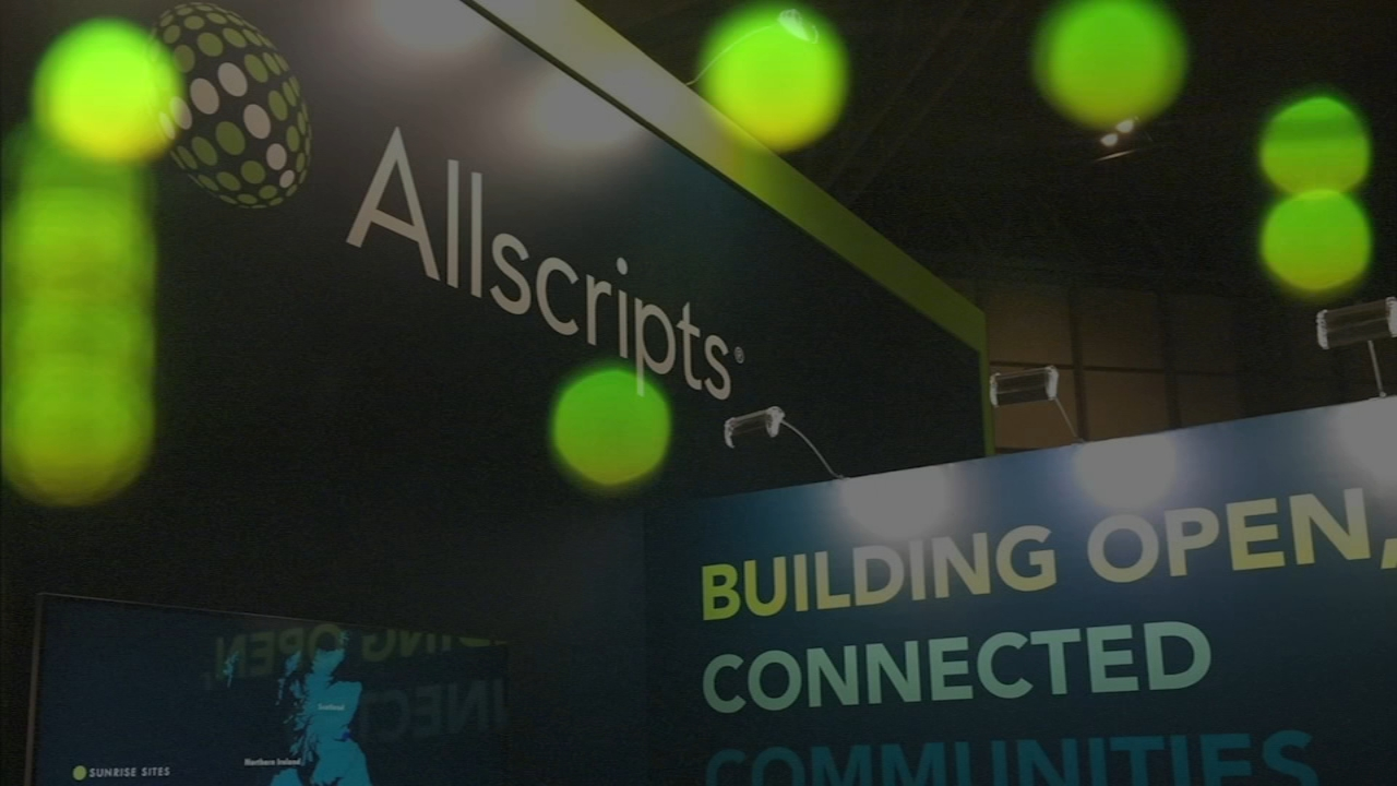 Ransomware was installed on the computers at Chicago-based Allscripts in January, one of at least 200 victims of Iranian hackers.