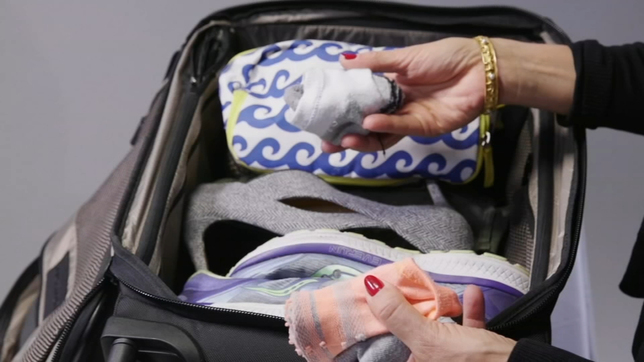 Consumer Reports is here to help with space-saving packing techniques.